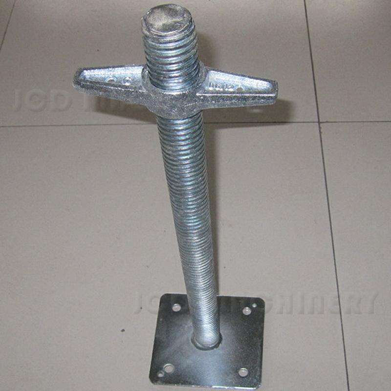 Adjustable U Head : Adjustable scaffolding solid u head china